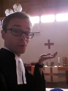 Manchmal frage ich mich: Warum bin ich Pfarrer geworden?
